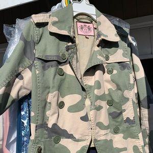 Juicy Couture Camo Jacket